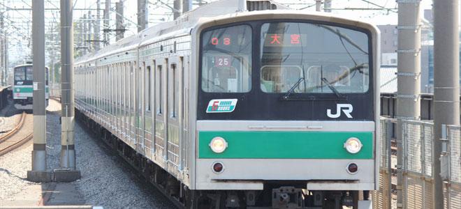 埼京線 車両